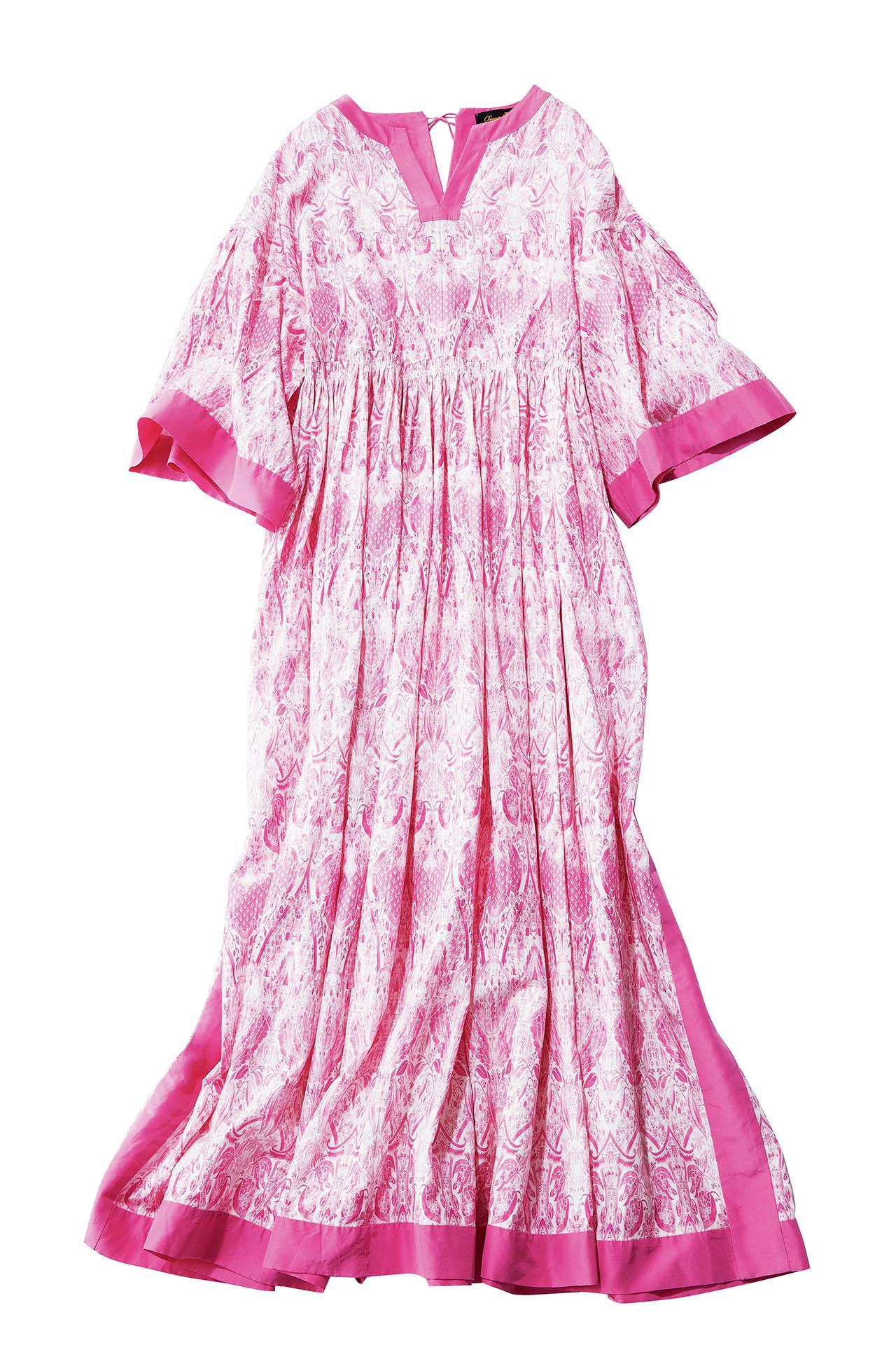 エクラスタッフ即決!春のフェミニン服は「これが理由でキープしました」 五選_1_1-4