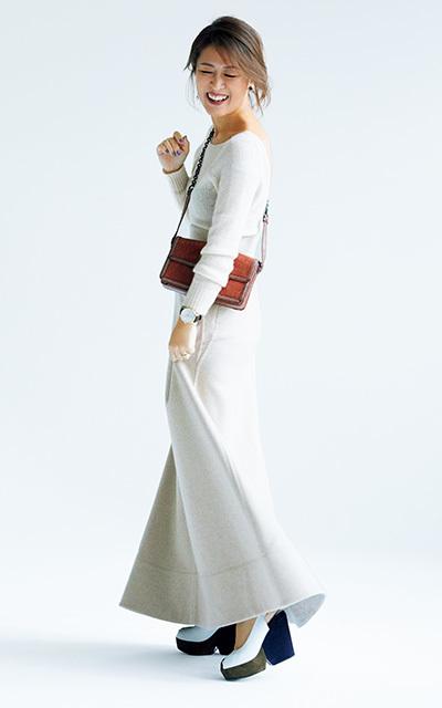 丈の長いスカートやワイドパンツの攻略法が知りたい!【大草直子のファッション相談室】_1_1