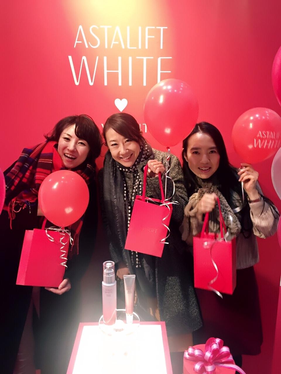 HAPPY VALENTINE ❤︎ バレンタイン・イヴにアスタリフトの新製品先行体験イベントへ行ってきました❤︎_1_3-1