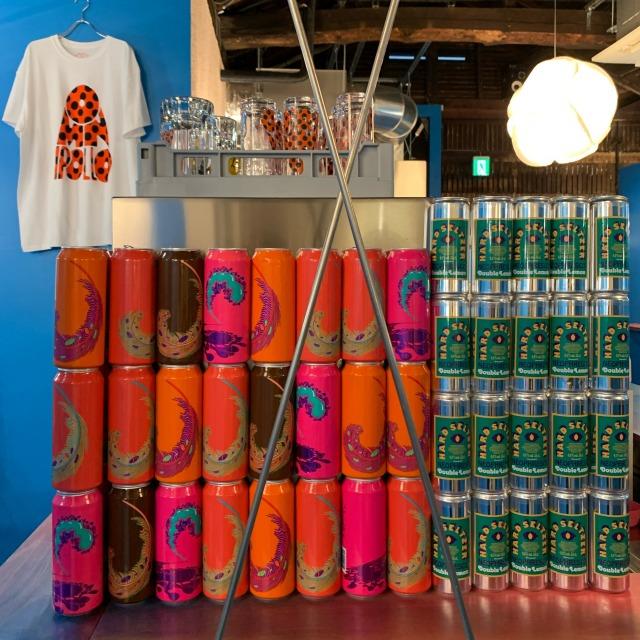 """最先端スポット日本橋兜町にオープンしたストックホルムのクラフトビールブランド""""オムニポロ""""へ_1_3"""