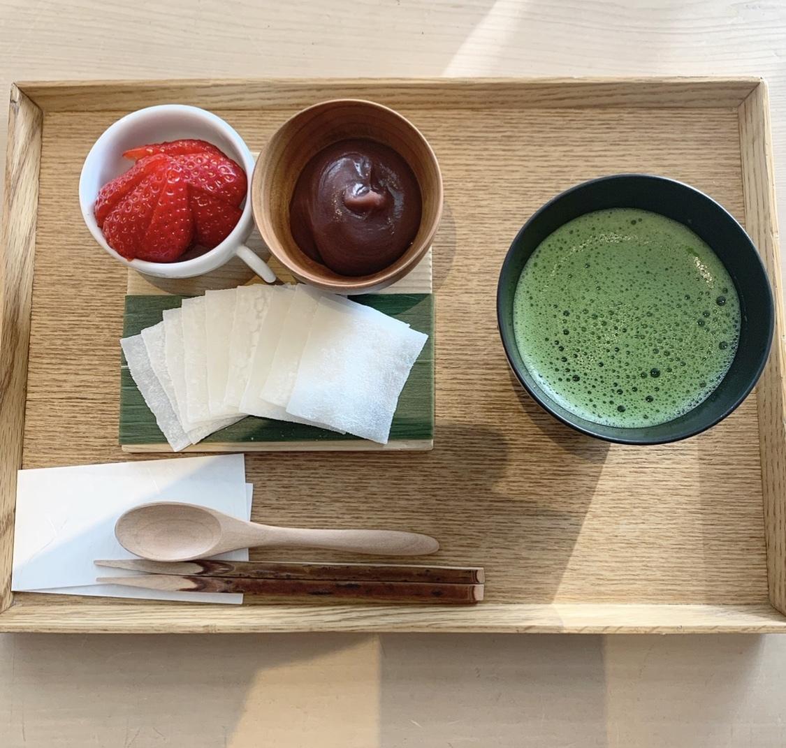 【表参道】冬季限定!苺大福を作れるカフェ!?_1_3