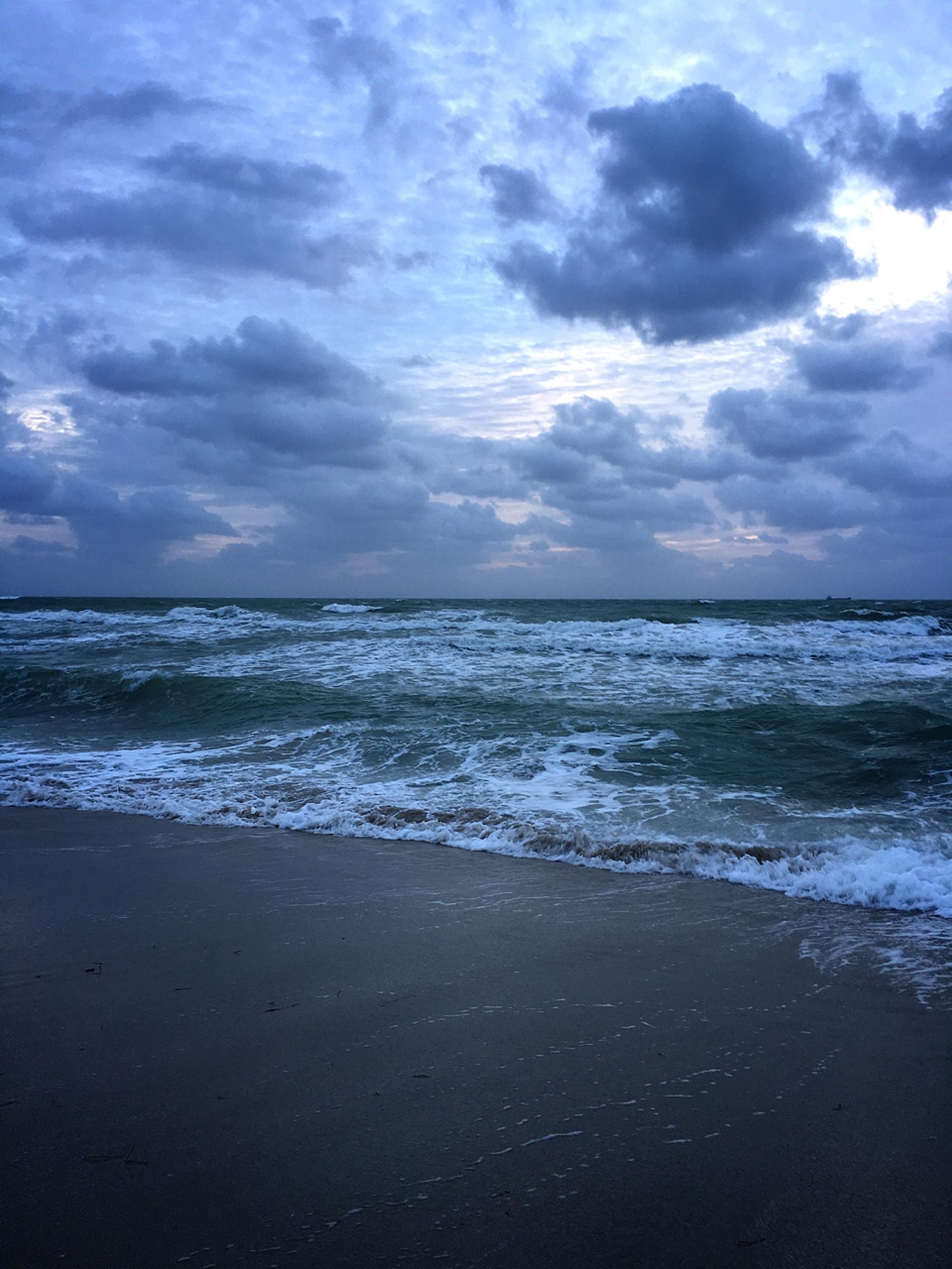 マイアミビーチにて。_1_14