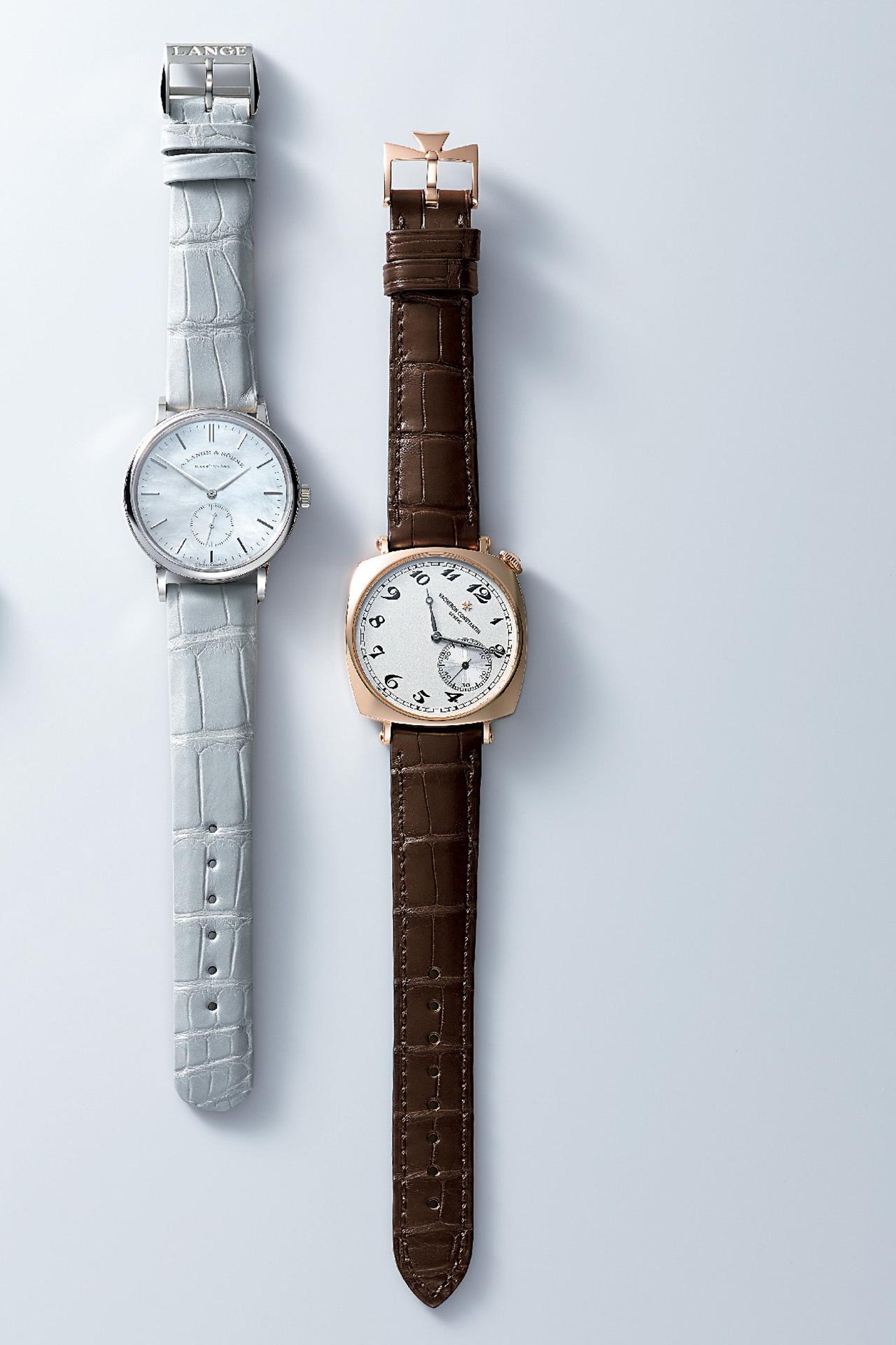 ビジネス服には本格派時計と女らしい時計を効かせて 五選_1_1-4