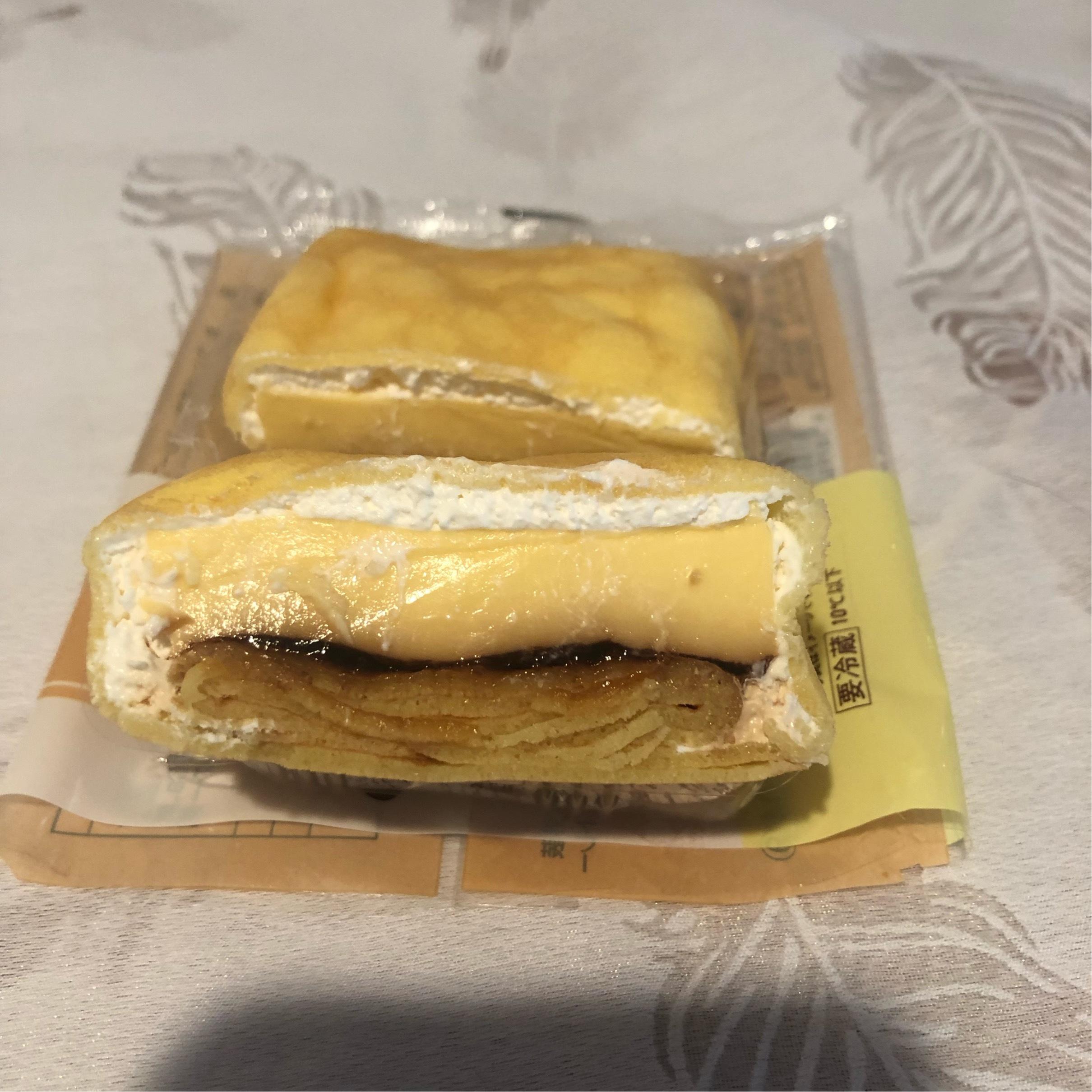 【ファミマ】プリン系スイーツ2種食べ比べ_1_2-2