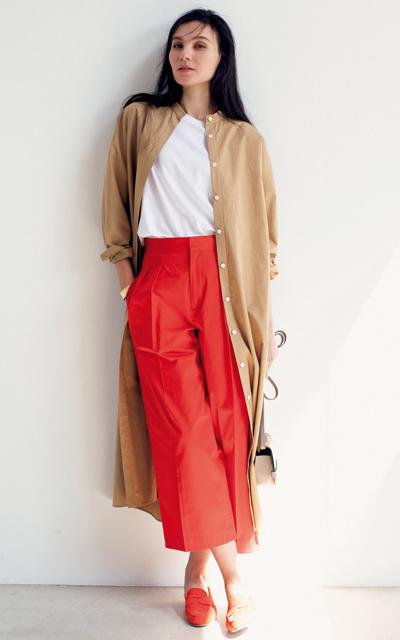 デザイン別で選ぶ! 着まわしの幅が広がるシャツワンピ【カスタマイズOKなシャツワンピ】_1_2