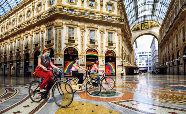 イタリアは世界で2番目の自転車製造国を誇る