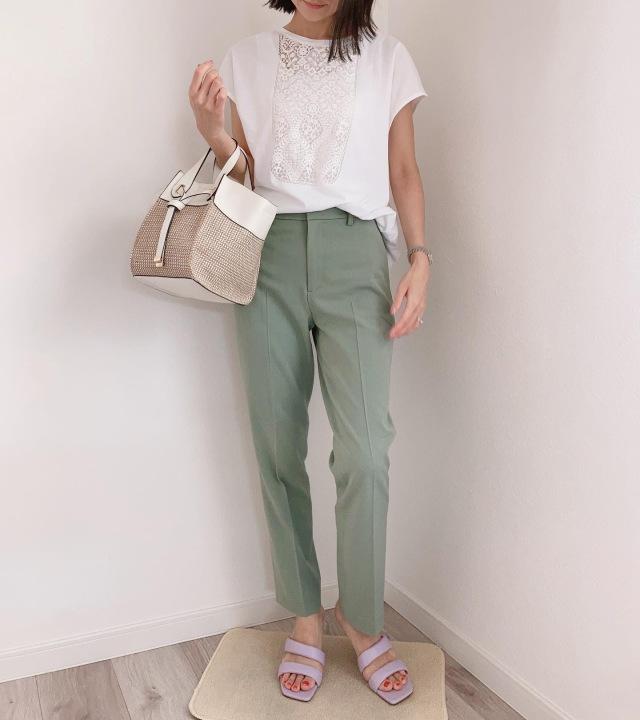 最近の夏コーデ【@momoko_fashion】_1_4-2