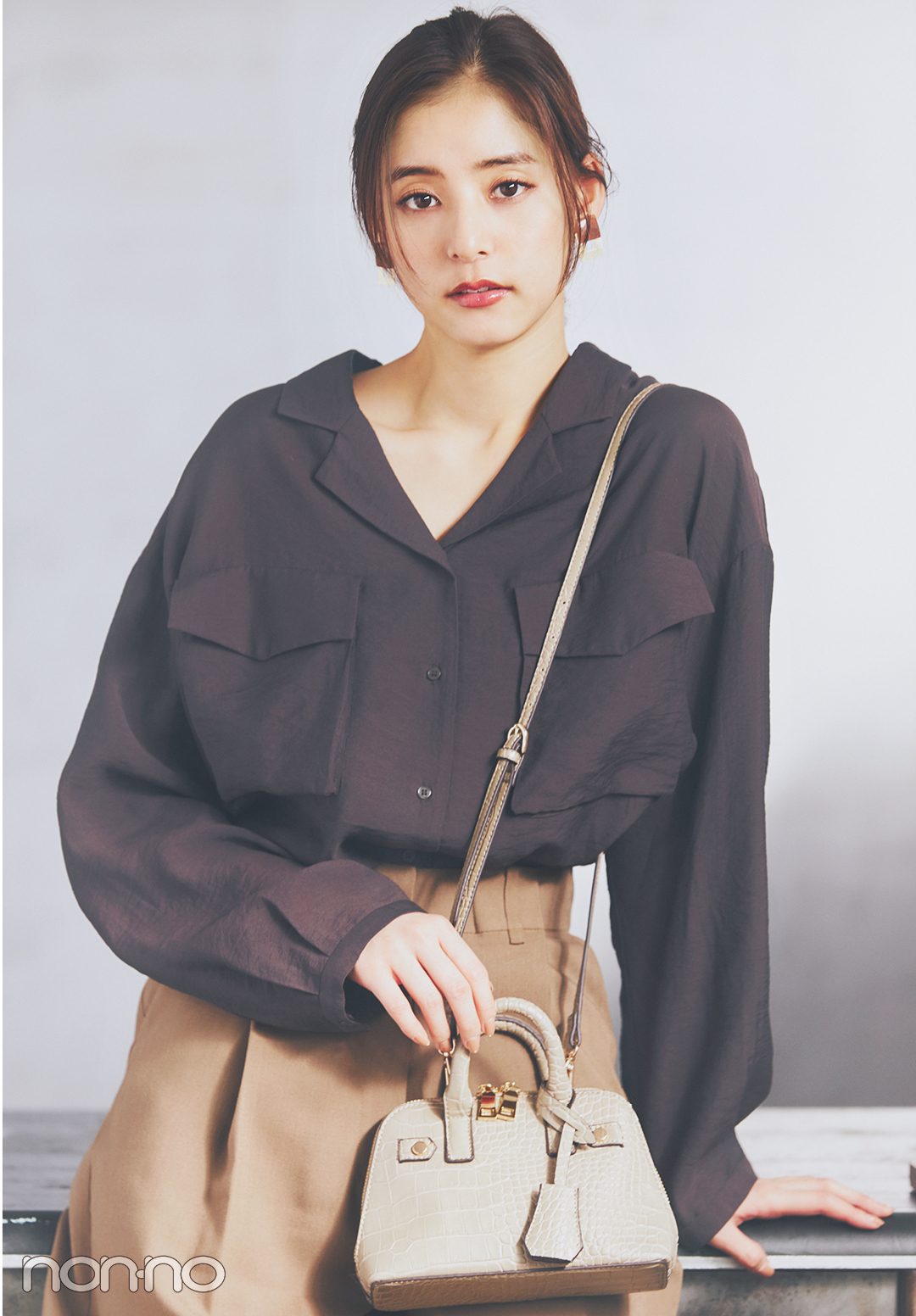 #新木優子のサバフェミニンなオフィスコーデをもっと見る_1_10