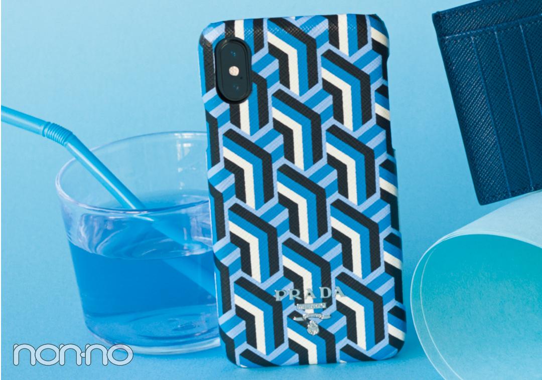 ミニ財布を買うならプラダ♡ 新作のブルーが素敵すぎる!【20歳からの名品】_1_3-6