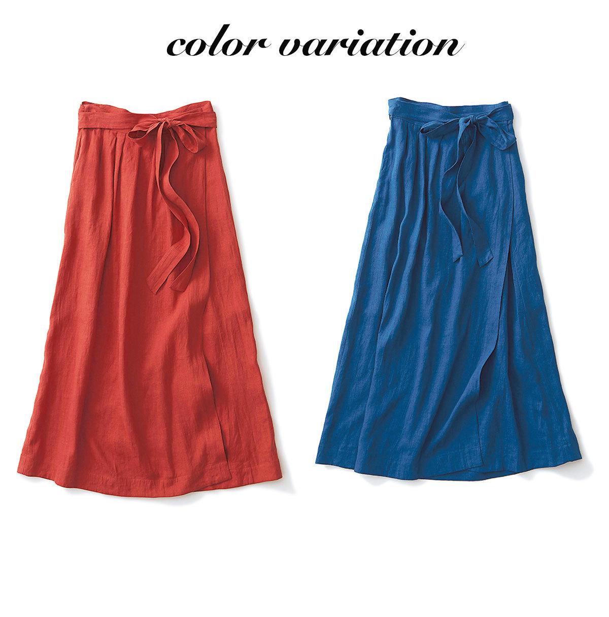 「 rei.」×ブレンダ話題のコラボアイテムから「シャツドレス」「リネンラップスカート」に注目!_1_1-5