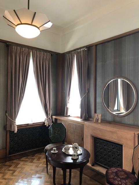 東京都庭園美術館 1933年の室内装飾 朝香宮邸をめぐる建築素材と人びと_1_4-1