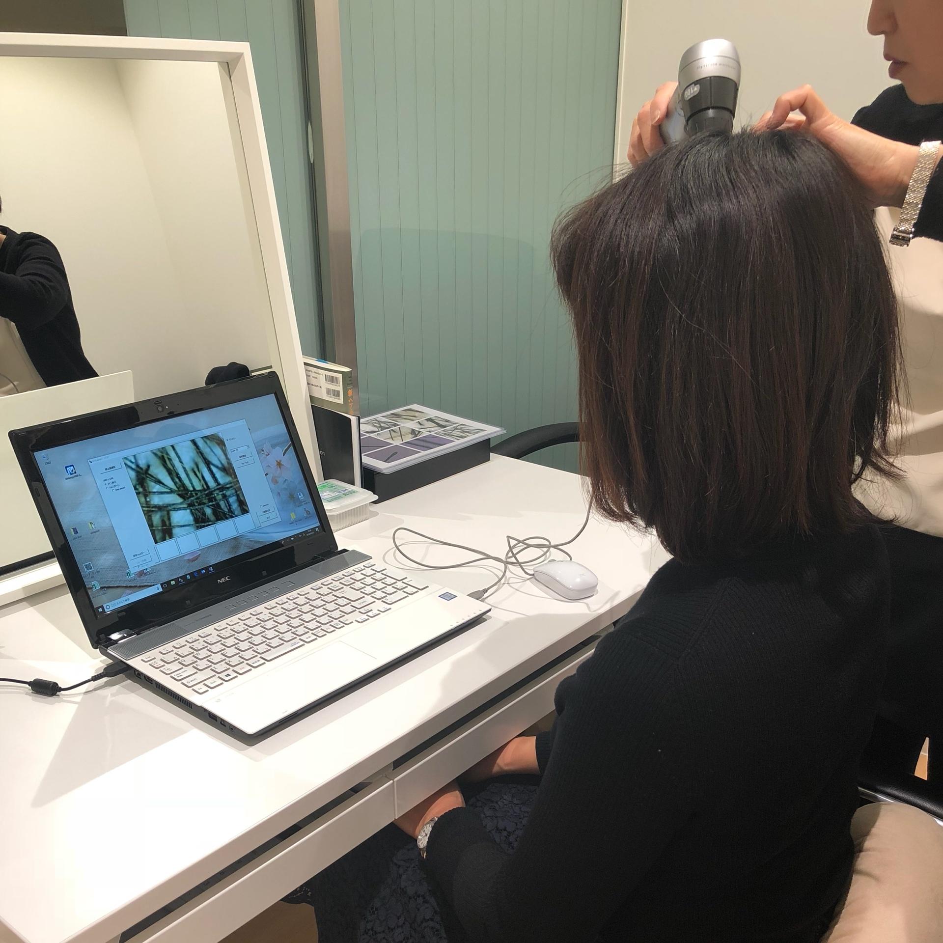 シャンプーで髪のボリュームは変わる⁈_1_1