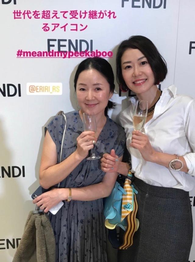 フェンディ「ピーカブー」の誕生10周年記念イベントへ_1_2