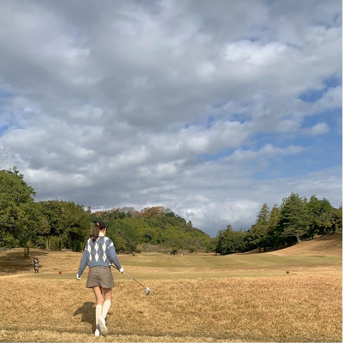 【ゴルフ女子ブログ】ラウンドの様子をチラ見せ!_1_4