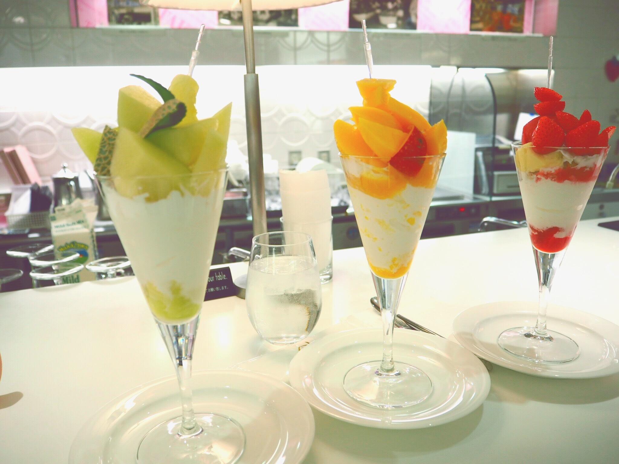 フルーツ好きにはたまらない!絶品パフェ♡_1_3