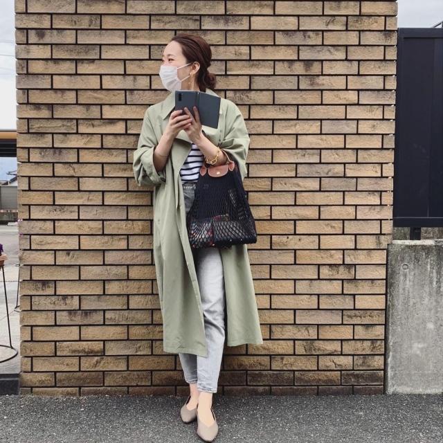 【新作】ロンシャンの春夏バッグに一目惚れ。_1_4