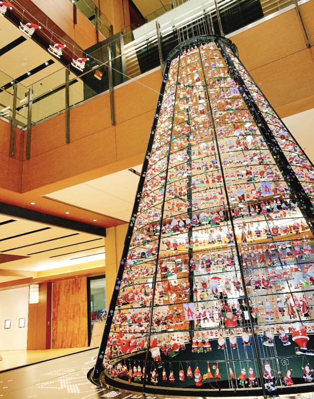 東京ミッドタウンのクリスマス♡2019_1_4