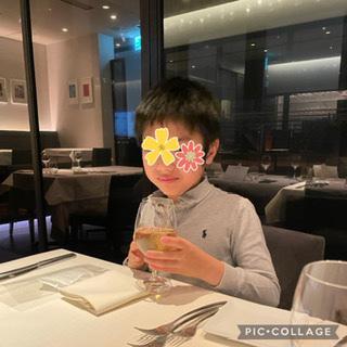 夫のお誕生日ディナーコーデ_1_4