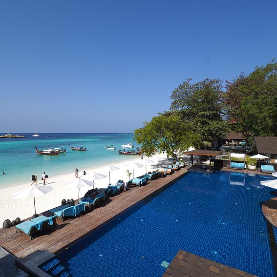 タイビーチのビーチを楽しむ、離島のホテル5選(リペ/クラダン/サメット/パンガン/チャン) _1_2-1