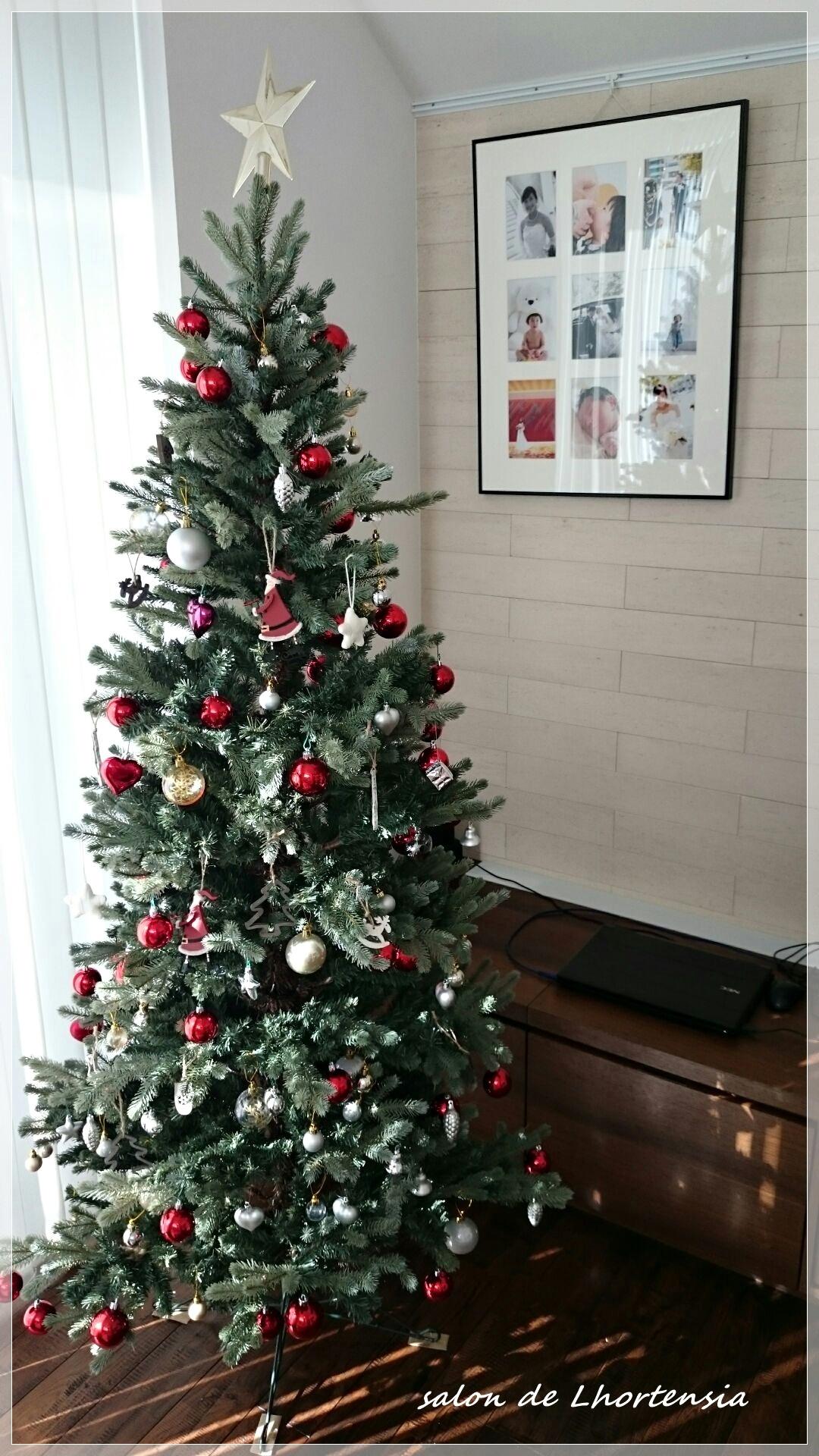 この時期限定のクリスマスアフタヌーンティーをアマン東京で♪&我が家もクリスマス仕様に!_1_4