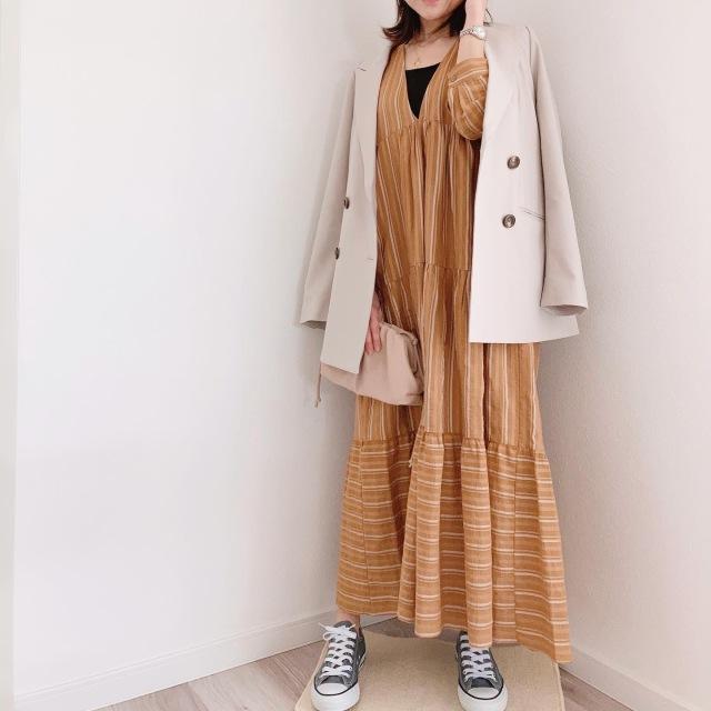 『新ジャケット論』カジュアルにこそジャケット!!【momoko_fashion】_1_1-2
