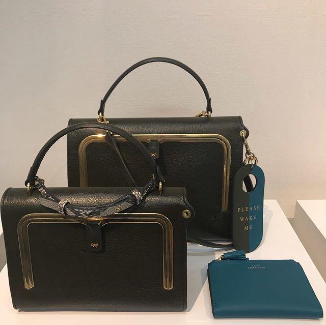 アニヤ・ハインドマーチの新しいバッグ!_1_1