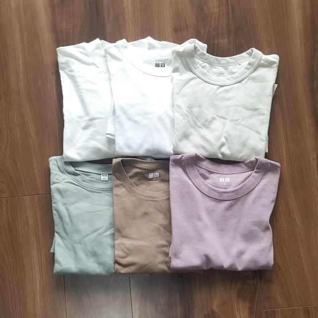 メンズも使える!カラー豊富なユニクロTシャツ【My 定番アイテム】_1_1