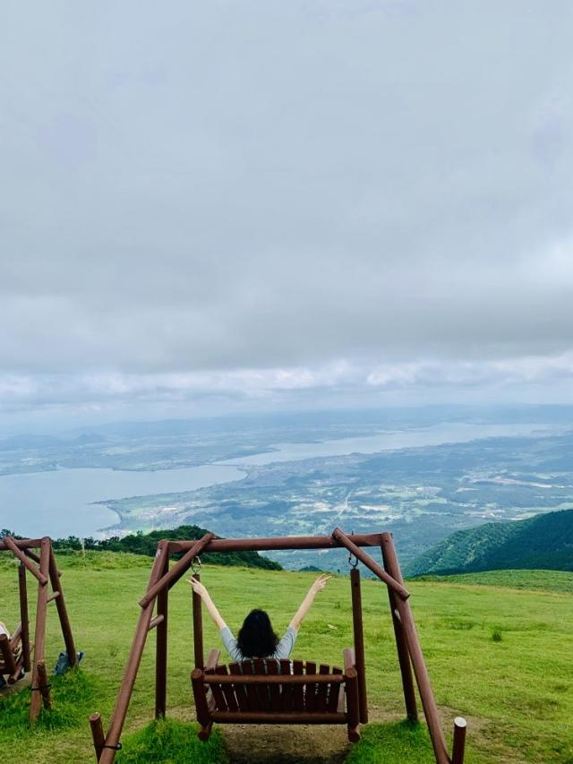 琵琶湖バレイ 琵琶湖テラス