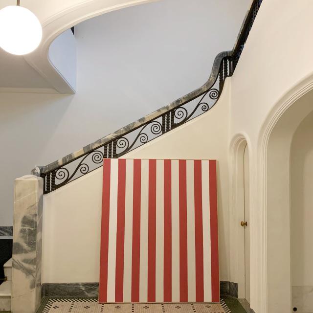 九段下の登録有形文化財『旧山口萬吉邸』にて開催中のグループ展「The Still Point – まわる世界の静止点」素晴らしい空間でじっくり作品を堪能しました。_1_2