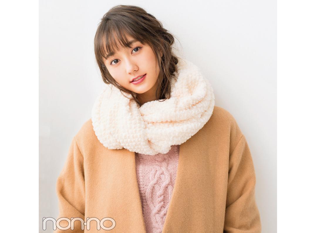 読者アンケートで好きなヘアアレンジ1位! 友菜の全方位映え三つ編み♡ _1_1-1