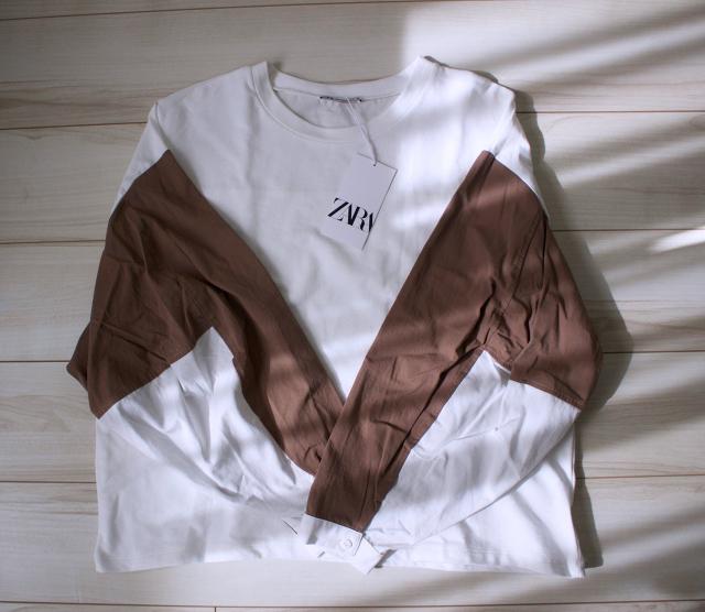 ZARAのデザイン性あるコスパシャツ_1_1