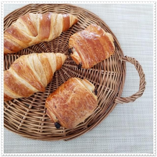朝の始まりはピカールの焼き立てクロワッサンで!_1_2