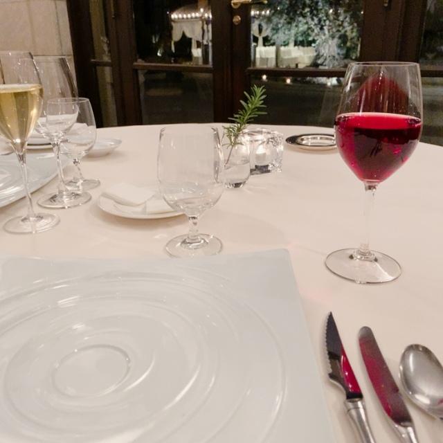 憧れの小笠原伯爵邸でのディナーは格別!_1_1-2