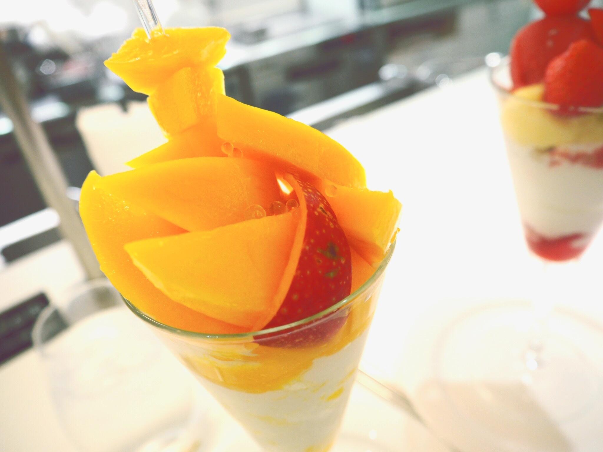 フルーツ好きにはたまらない!絶品パフェ♡_1_2-1