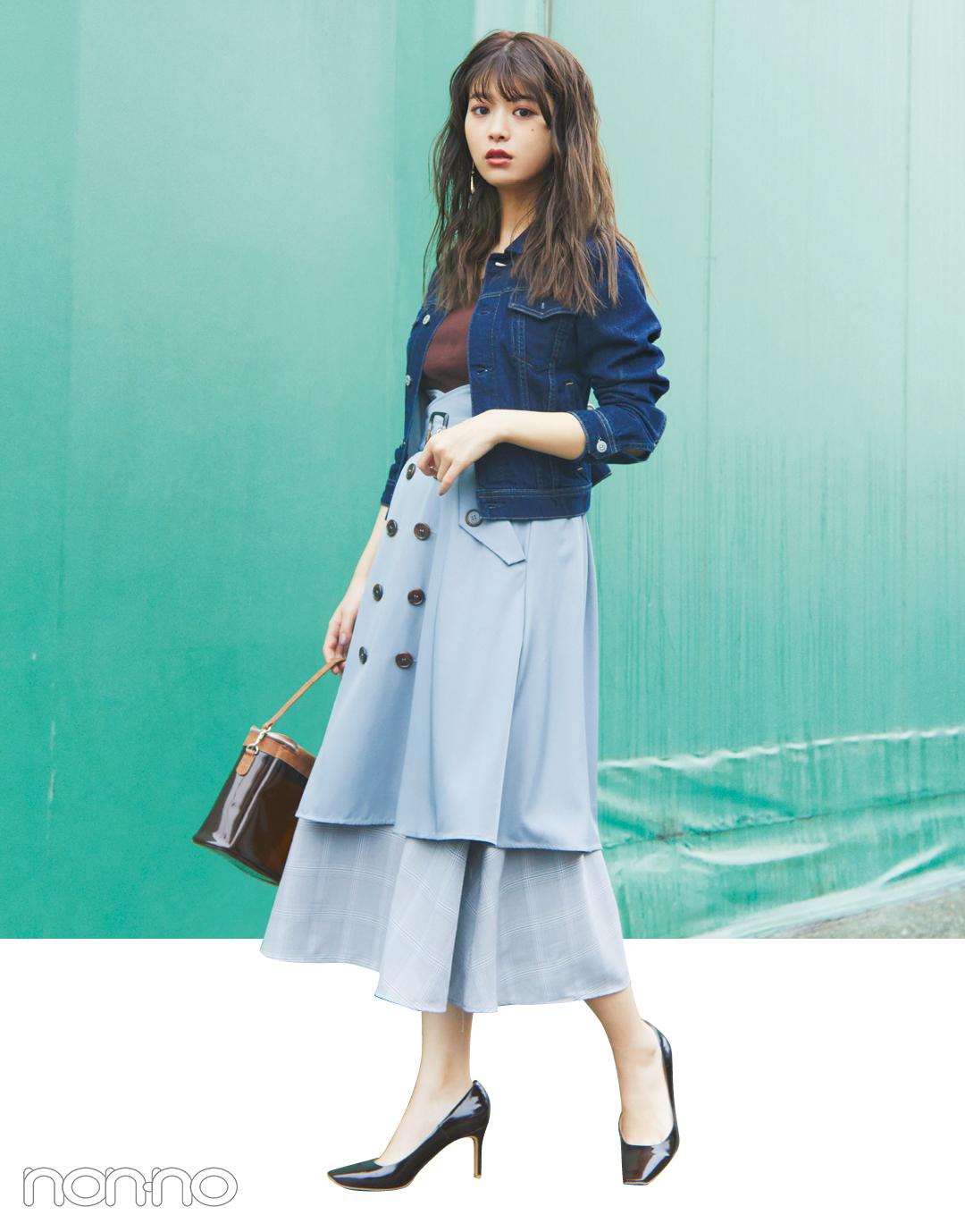 今買うトレンドは「動画映えスカート」! 大人可愛いコーデも指南♡ _1_3-2