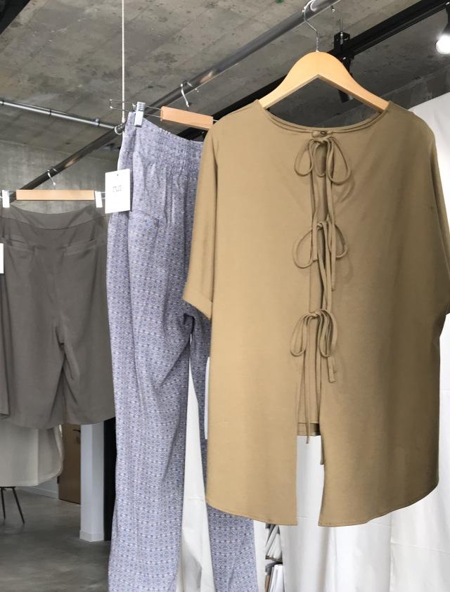 服を大切にする女性に向けたブランド【Rut ラット】 2021SS展示会へ_1_5-1
