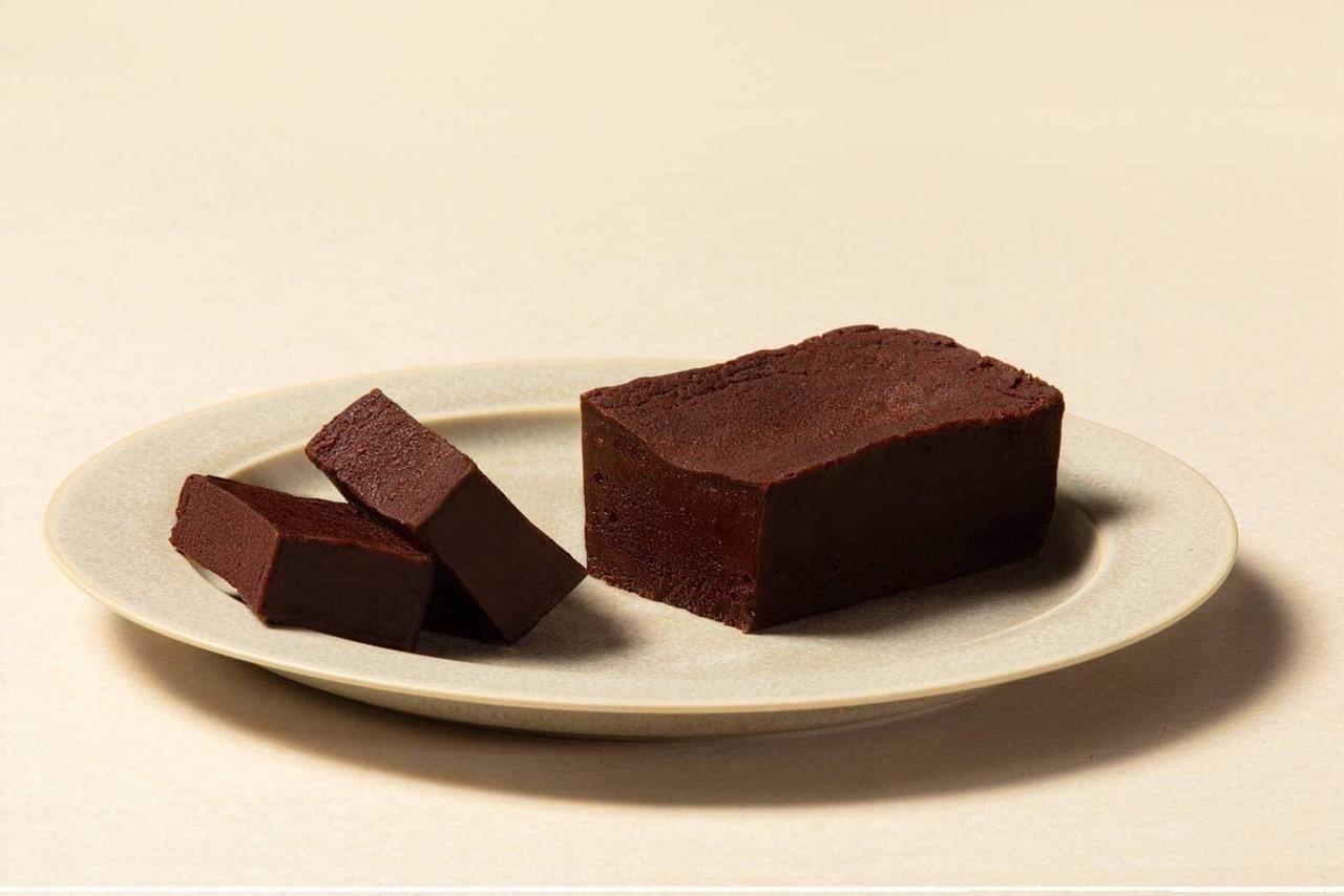 『MAAHA CHOCOLATE (マーハ チョコレート) 』「生ガトーショコラ」¥2,750(税込)