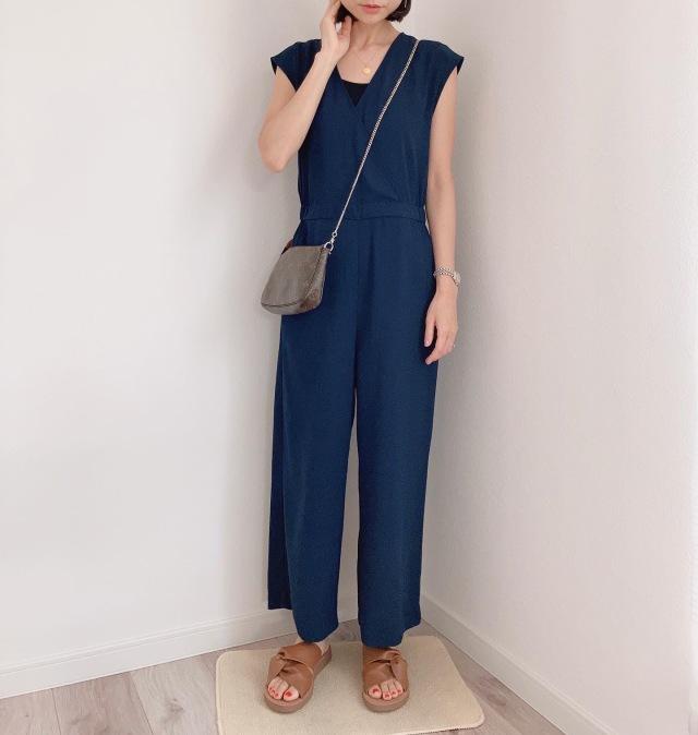 最近の夏コーデ【@momoko_fashion】_1_2-1