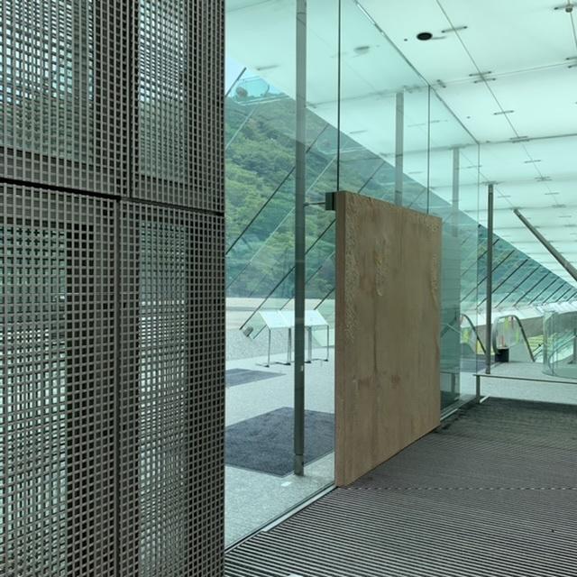新緑の箱根、ポーラ美術館。洗練された空間に癒しのひととき。_1_3