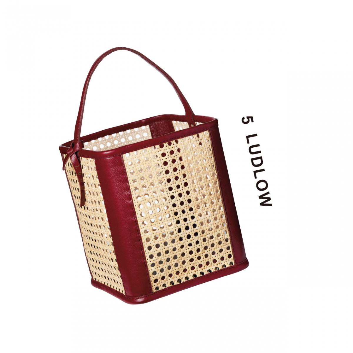 ファッション関係者にもファンが多い【LUDLOW】のバッグ