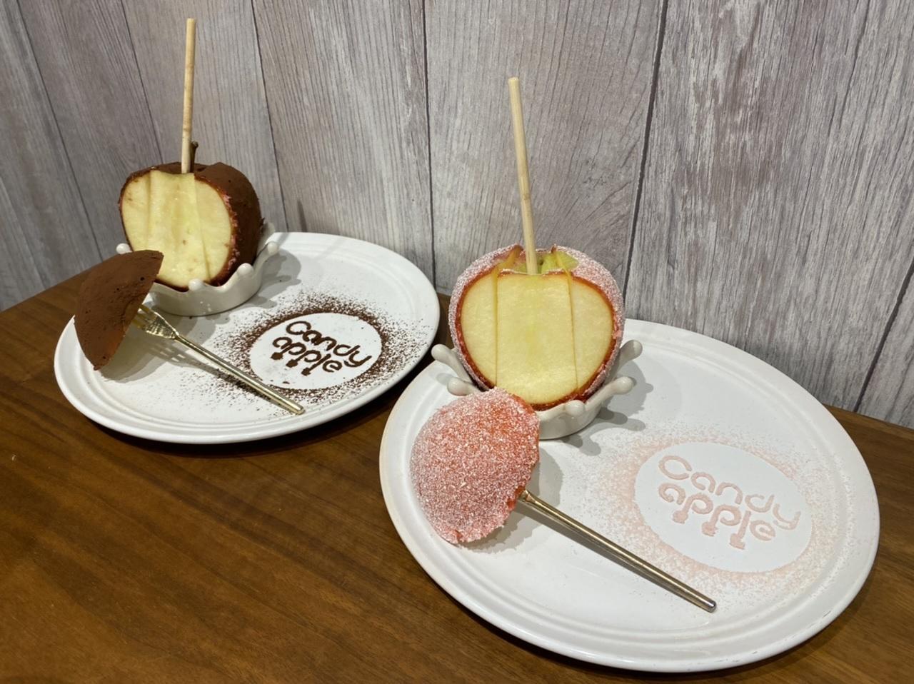 【代官山】感動するほど美味しいりんご飴_1_2