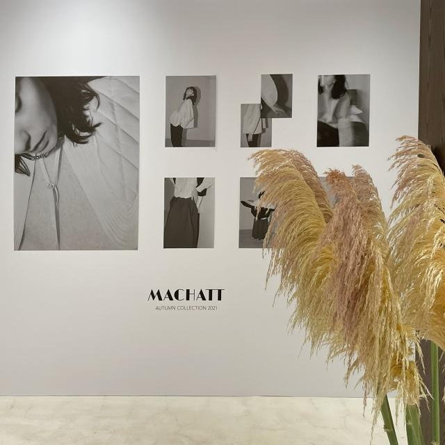 【MACHATT】のAWイベント