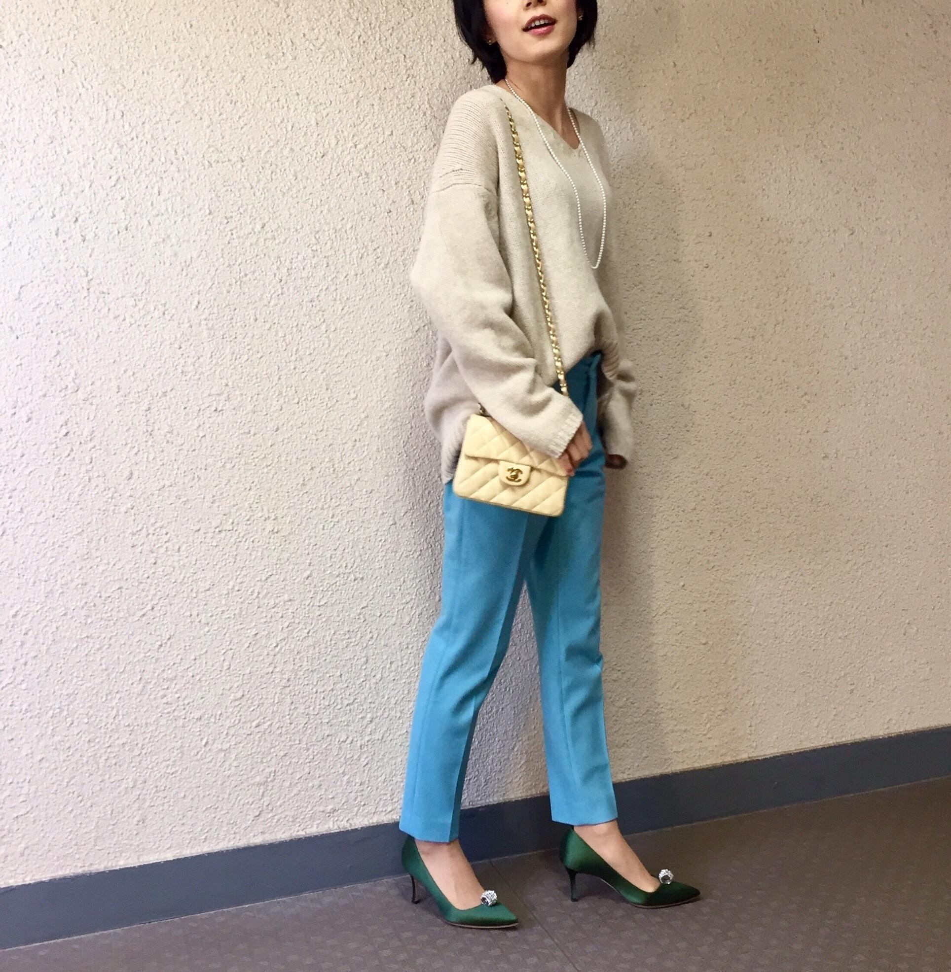 冬のきれい色で、気分を上げて【マリソル美女組ブログPICK UP】_1_1-4
