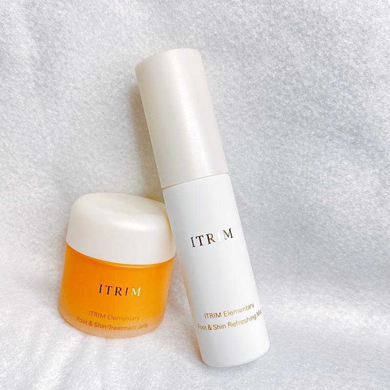 ITRIMの新作フットケアのエレメンタリーフット&シンの2品は7月7日新発売