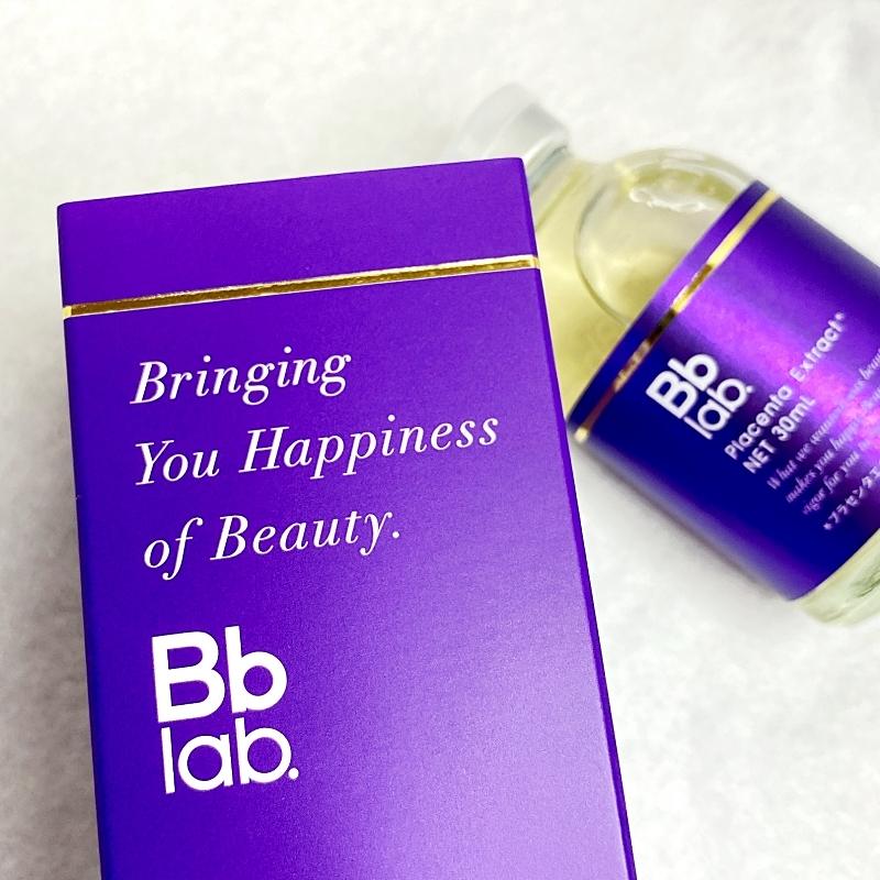 ビービーラボのスローガンは「人生に美しいという幸せをもたらす」