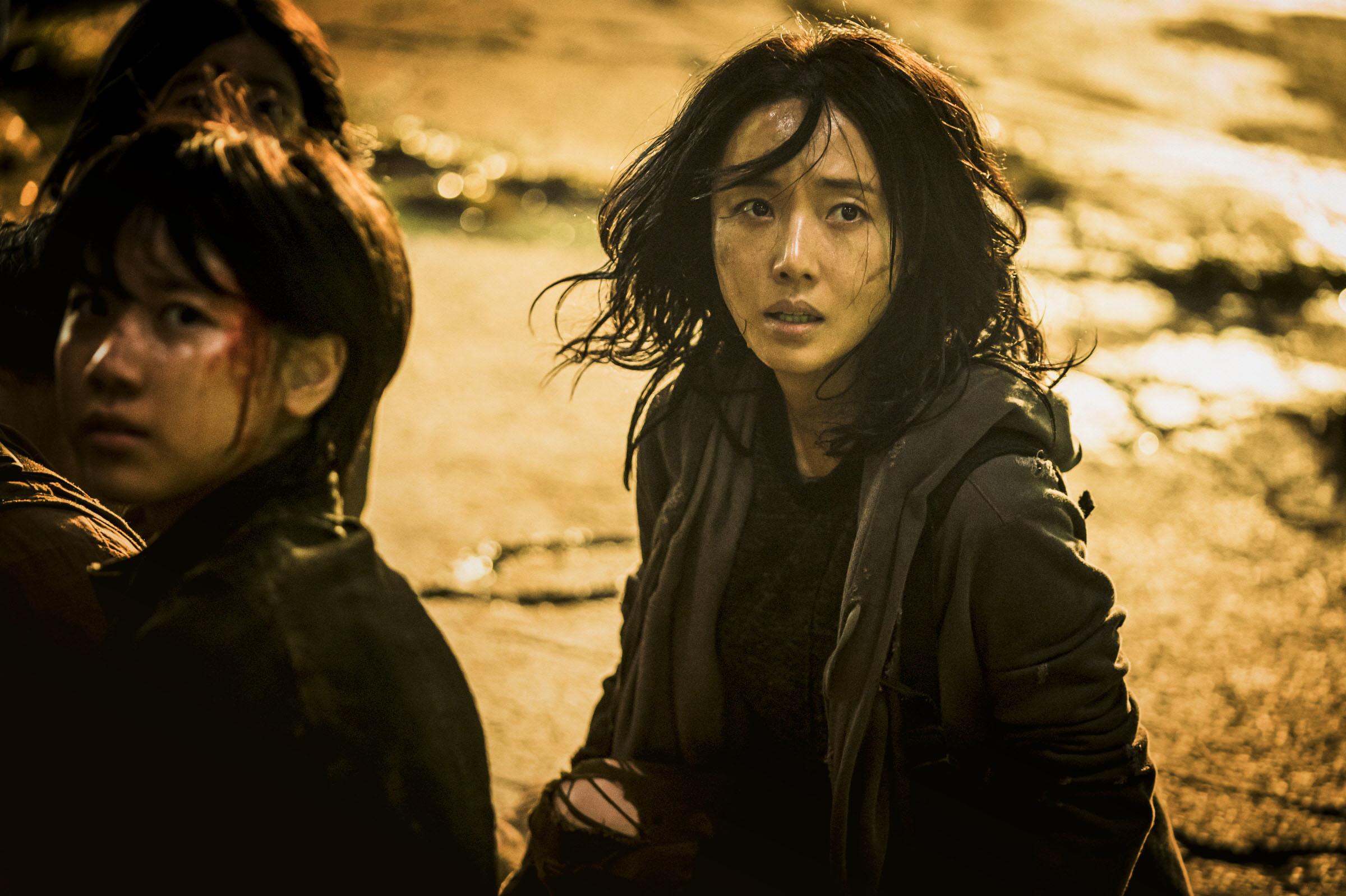 話題作『新感染半島 ファイナル・ステージ』のヒーロー、カン・ドンウォンさん降臨_1_4-2