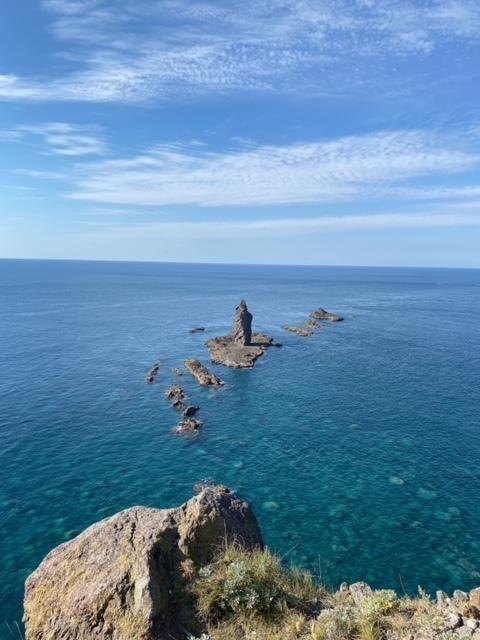 岬からの眺め