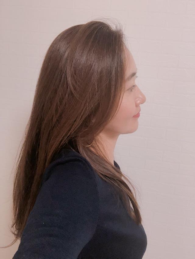 アラフォー秋のロングヘアはちょい甘め♡_1_1
