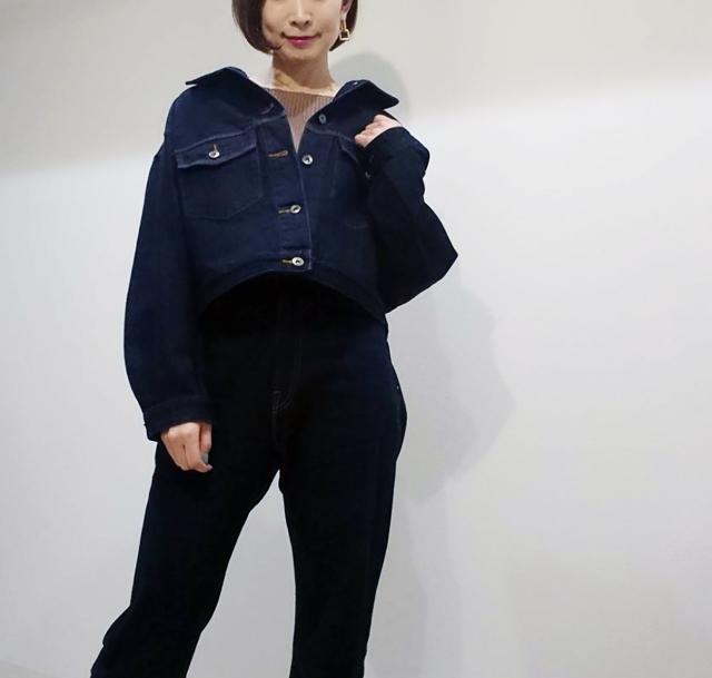 【UNIQLO U】デニムジャケットで春の大人カジュアルコーデ♡_1_6