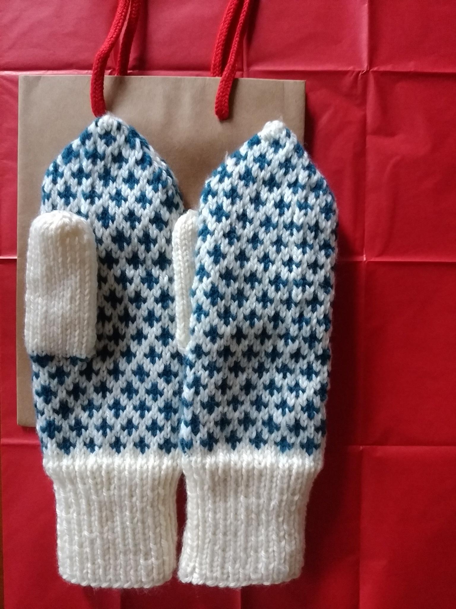 今年も編み物始めました。_1_1